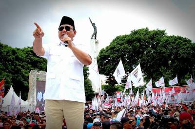 Kalahkan Jokowi!,Pribumi Bersikap Menangkan Prabowo
