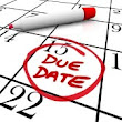 Various Due Dates for Direct & Indirect Taxes in India