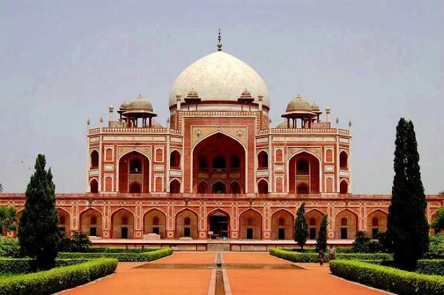 Humayuns-Tomb-Delhi
