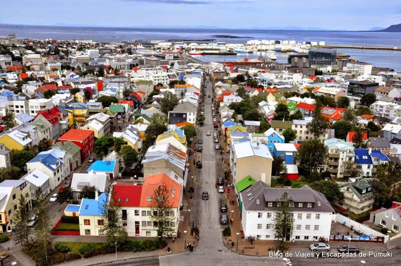 Visitas Imprescindibles en Reykjavik. Blog de Viajes, escapadas y consejos