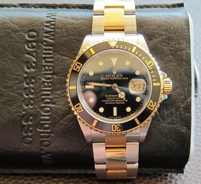 Thu mua đồng hồ rolex chính hãng date just – day date – Gọi 0973333330