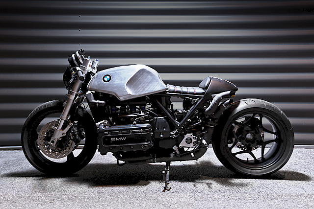 BMW K1100 By JV Performances Hell Kustom