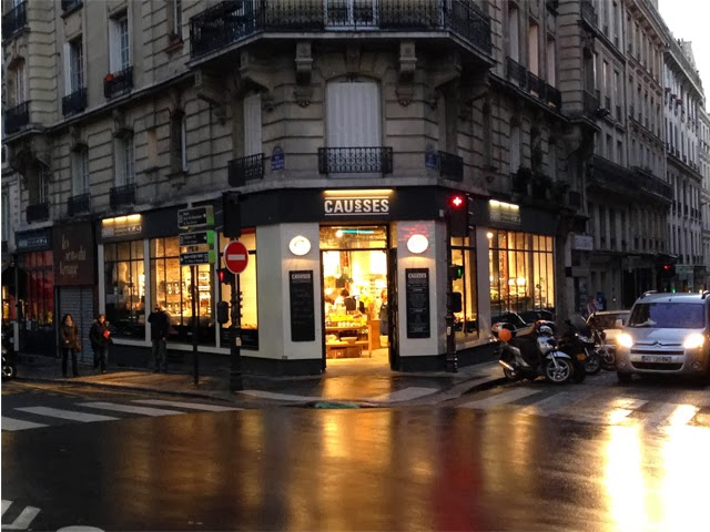 epicerie Causses Paris