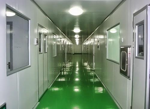 Phòng sạch & Thi công phòng sạch (Clean Room)