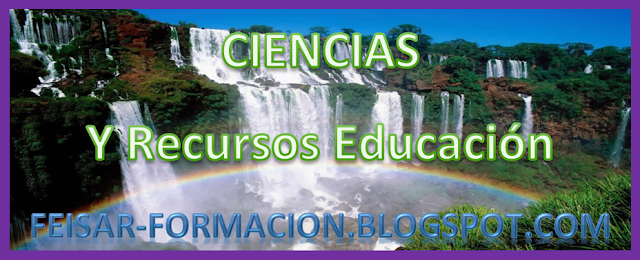 CIENCIAS  Y Recursos Educativos.