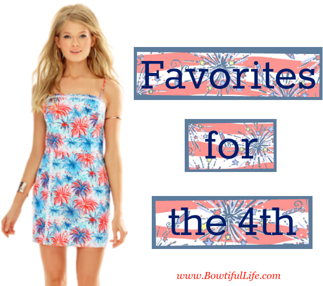 Fashion Favorites for The 4th
