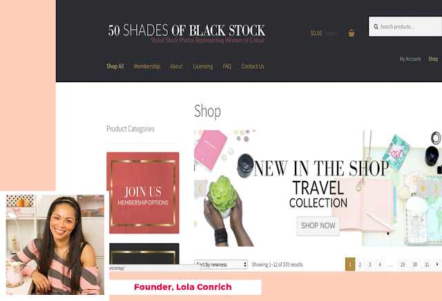 stock photo websites for people of color