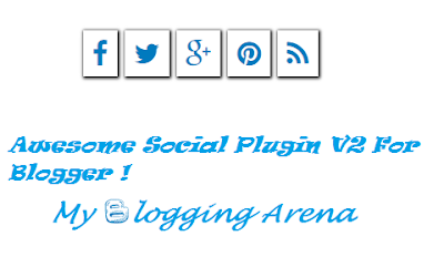 social-icons-plugin-blogger