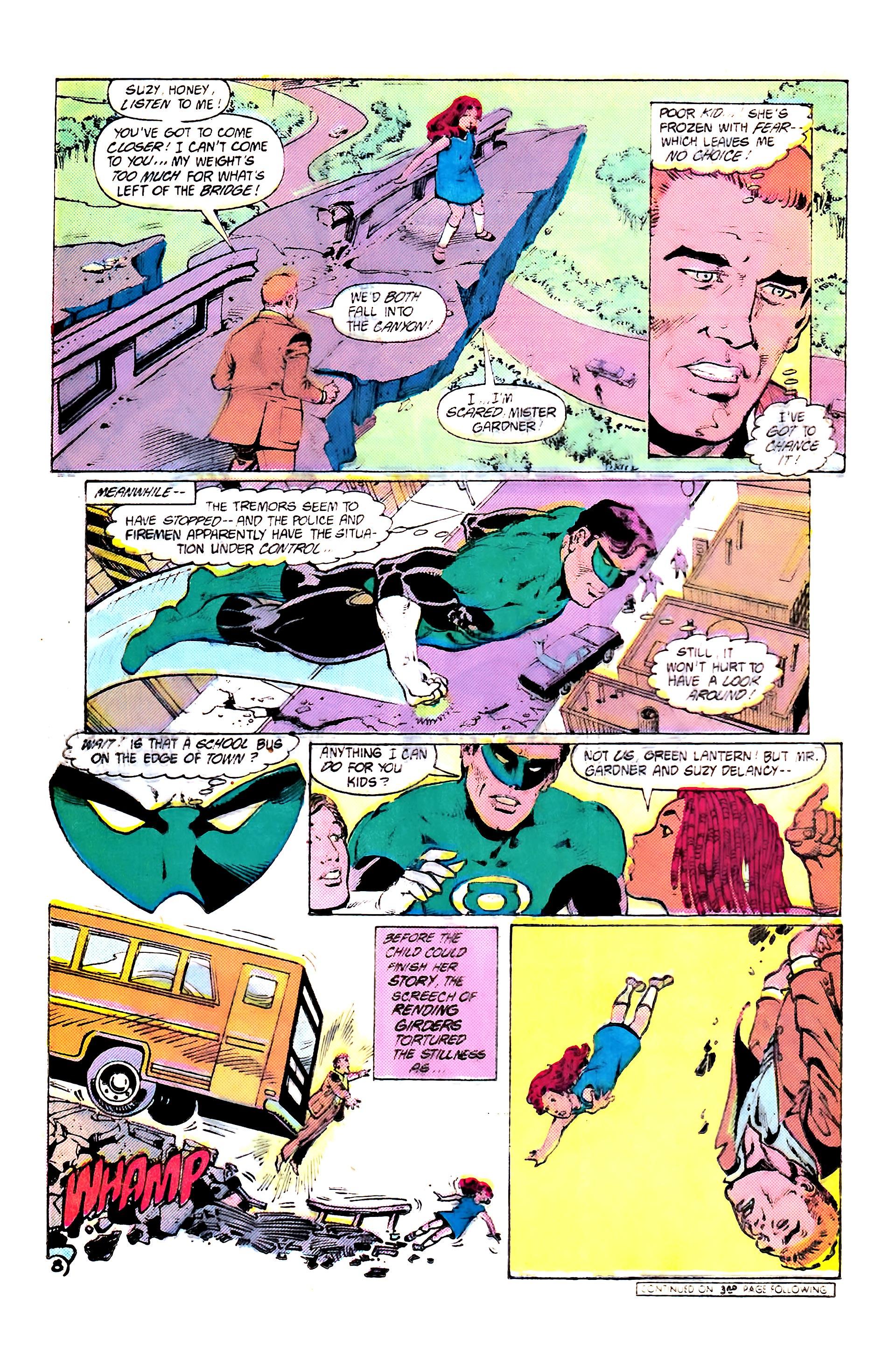 Read online Secret Origins (1986) comic -  Issue #7 - 12