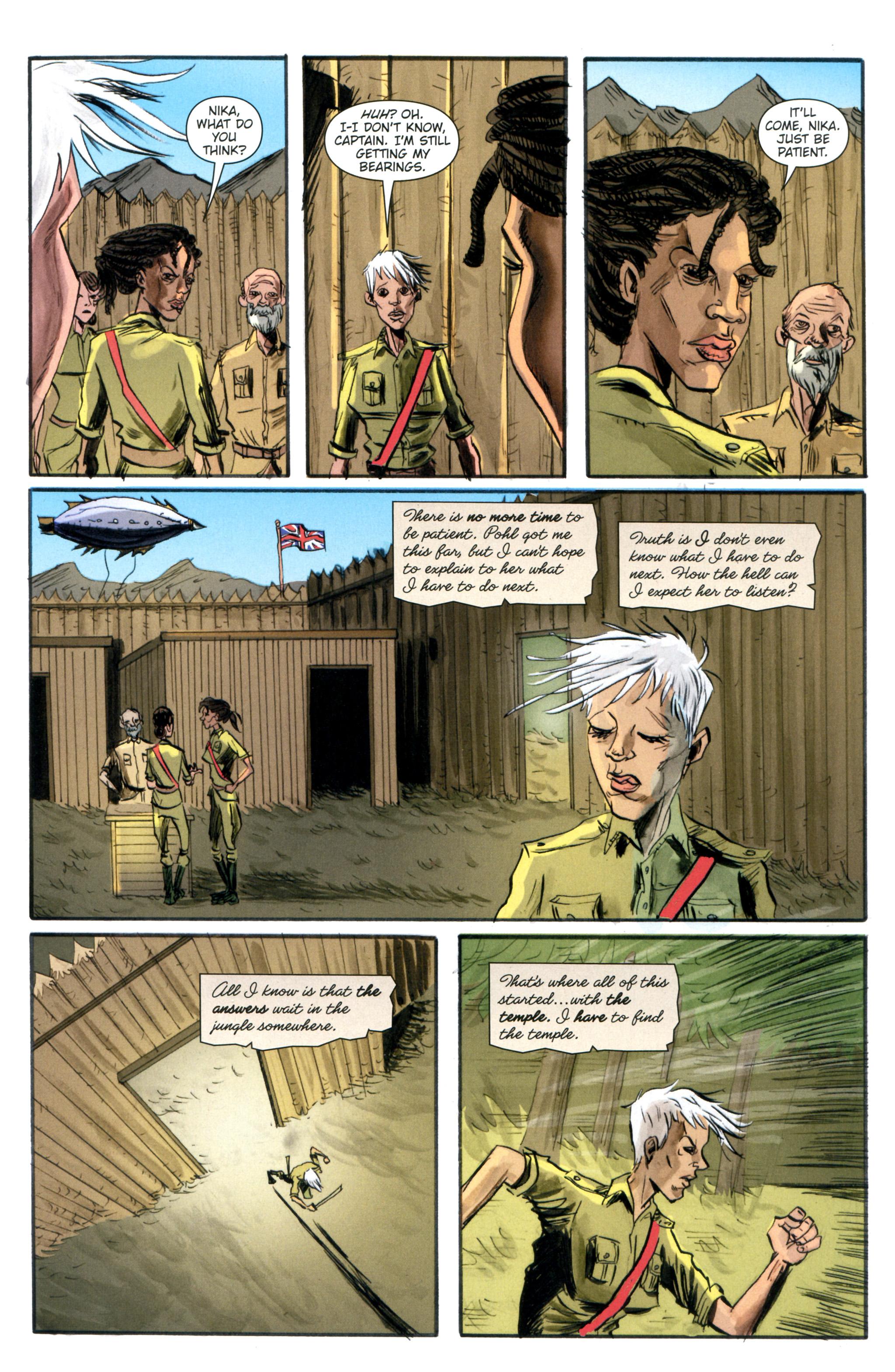 Read online Trillium comic -  Issue #6 - 18