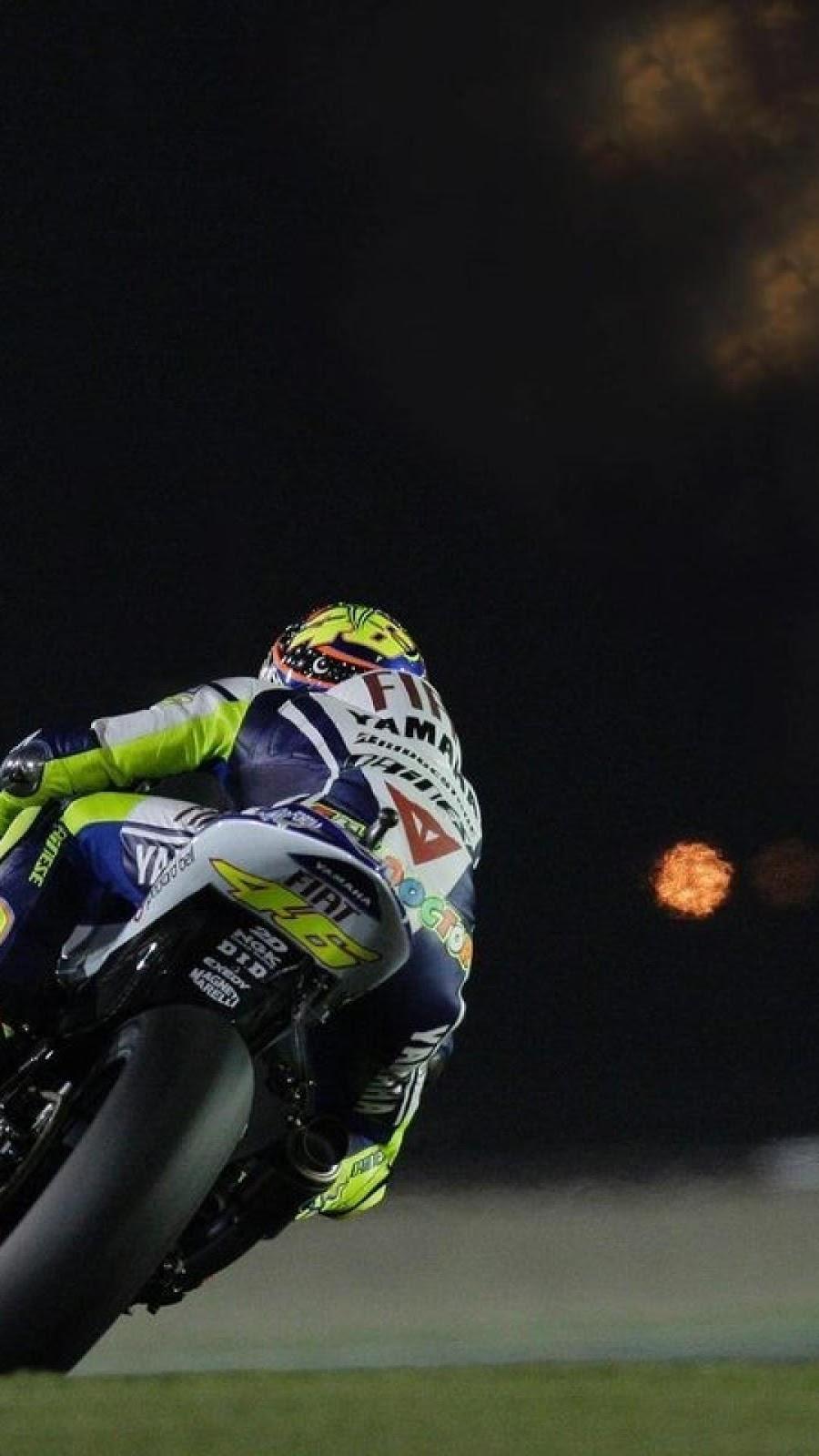 Hd Wallpaper Valentino Rossi Super Keren Gudangnya Gambar Dan Hd