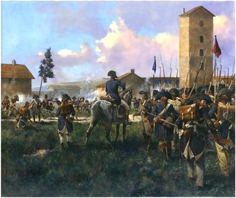 "Les Grognards ""napoleonic Military History"" Marengo"