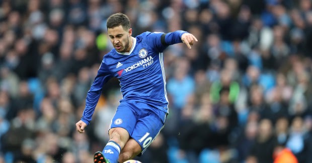 Hazard insists Chelsea could exploit in next season's title race without CL football