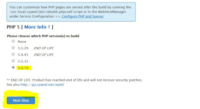 How To Install PHP GD Library By cPanel (PHP Version)