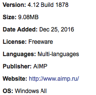 AIMP Free Download Latest Version