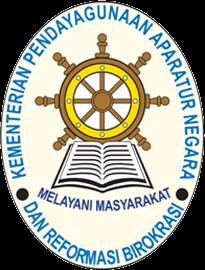 Mengenal Logo Kementerian Pendayagunaan Aparatur Negara dan Reformasi Birokrasi RI Beserta Arti dan Maknanya