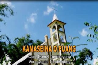 Lirik Lagu Toraja Kamaseina O Puang (Daniel Tandirogang)