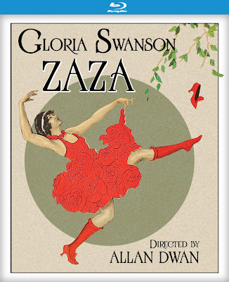 Zaza (1923) Blu-Ray from Kino Lorber