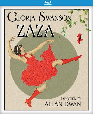 Zaza (1923) Blu-Ray from Kino Lorber