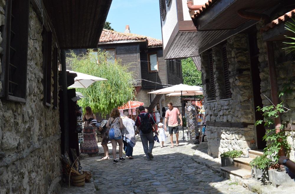 Nessebar (Bułgaria) stare miasto