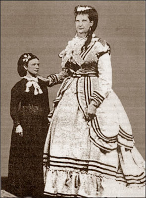 Anna Swan Memiliki Vagina Terdalam Dalam Rekod Sejarah