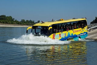 autobus acuatico budapest