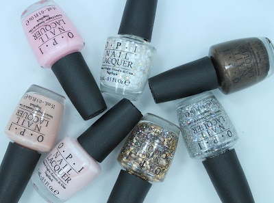 OPI Oz The Great and Powerful Soft Shades Collection