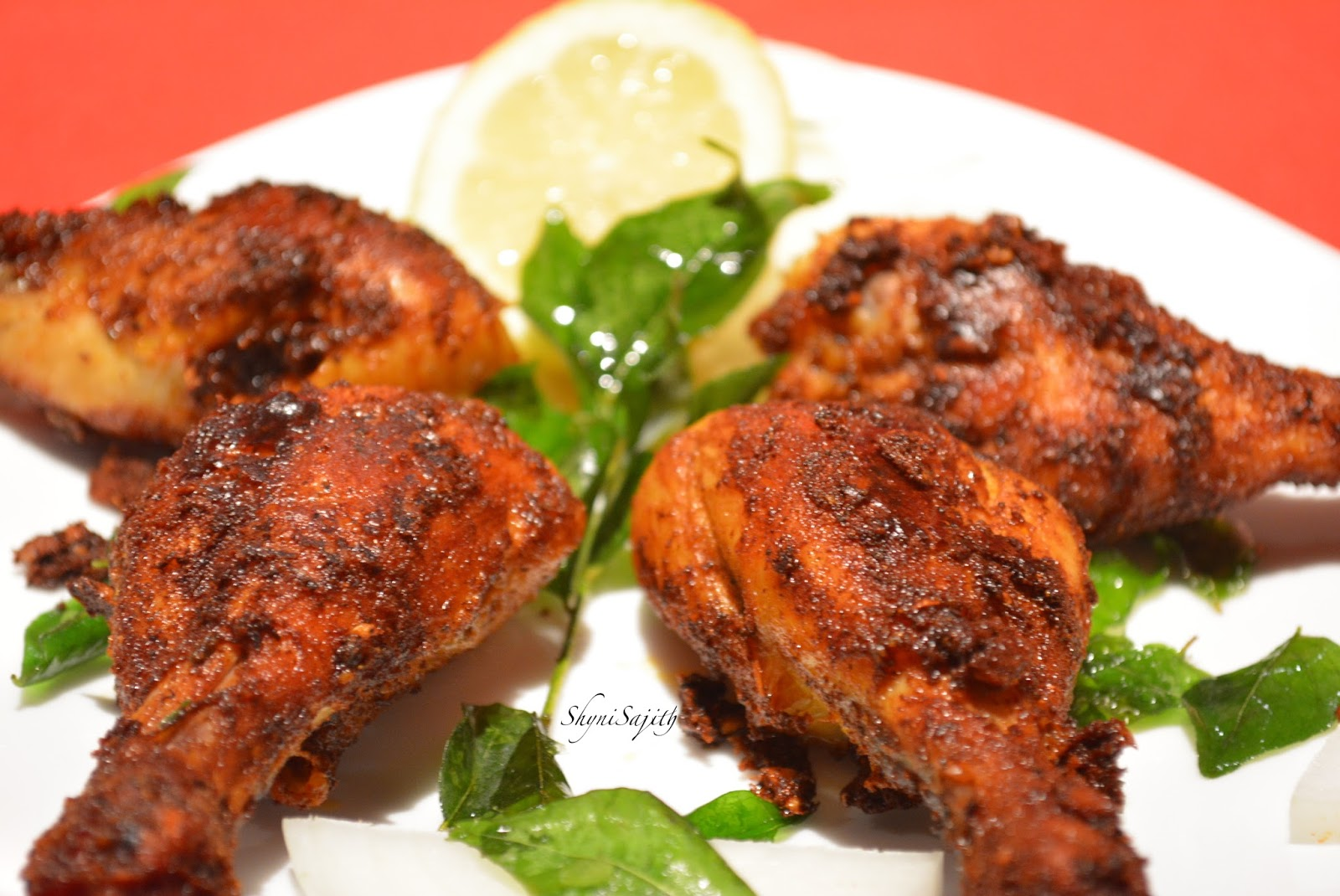 My Cooking Experiments.........: Chicken Leg Fry / Chicken