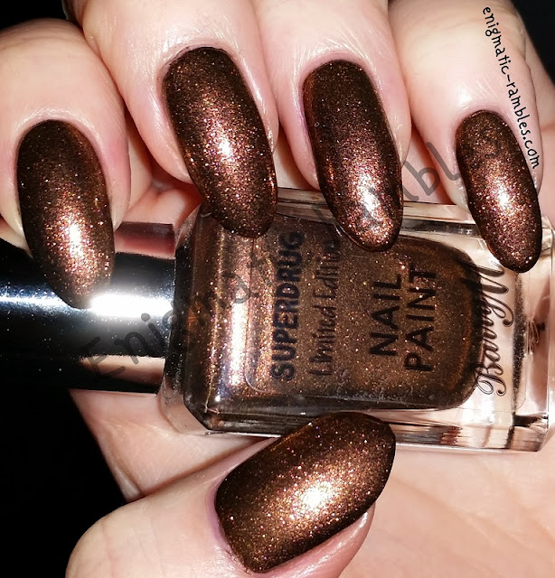 Swatch-Barry-M-Gingerbread-Superdrug-Limited-Edition