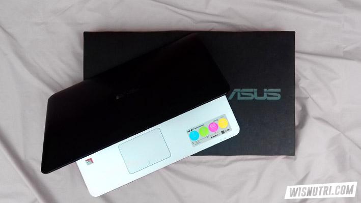 ASUS X555QA