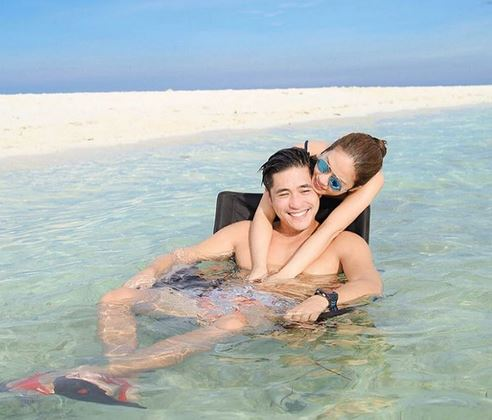 Check Out These Photos of Kaye and Paul Jake's Beach Honeymoon in Cebu!