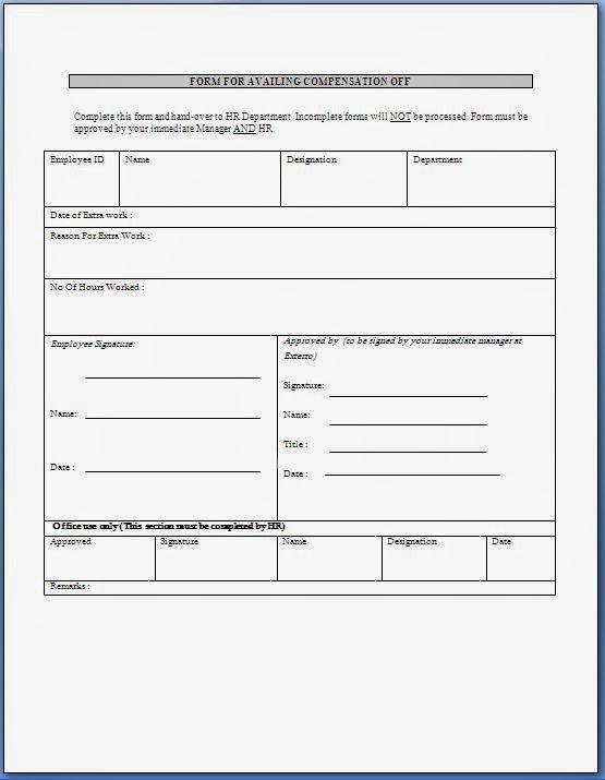 leave application letter format for college