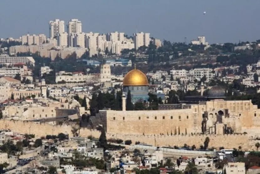 Anggota Parlemen Israel Kritik Trump Soal Yerusalem