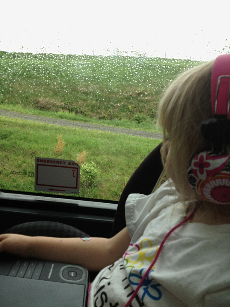 what has become of m and k?: Megabus (with kids): A Review