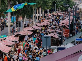 Edição de Primavera da Feira Rio Antigo acontece no dia 3 de setembro