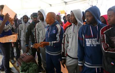 Libya Repatrites Another 159 Nigerians (Photos) 2