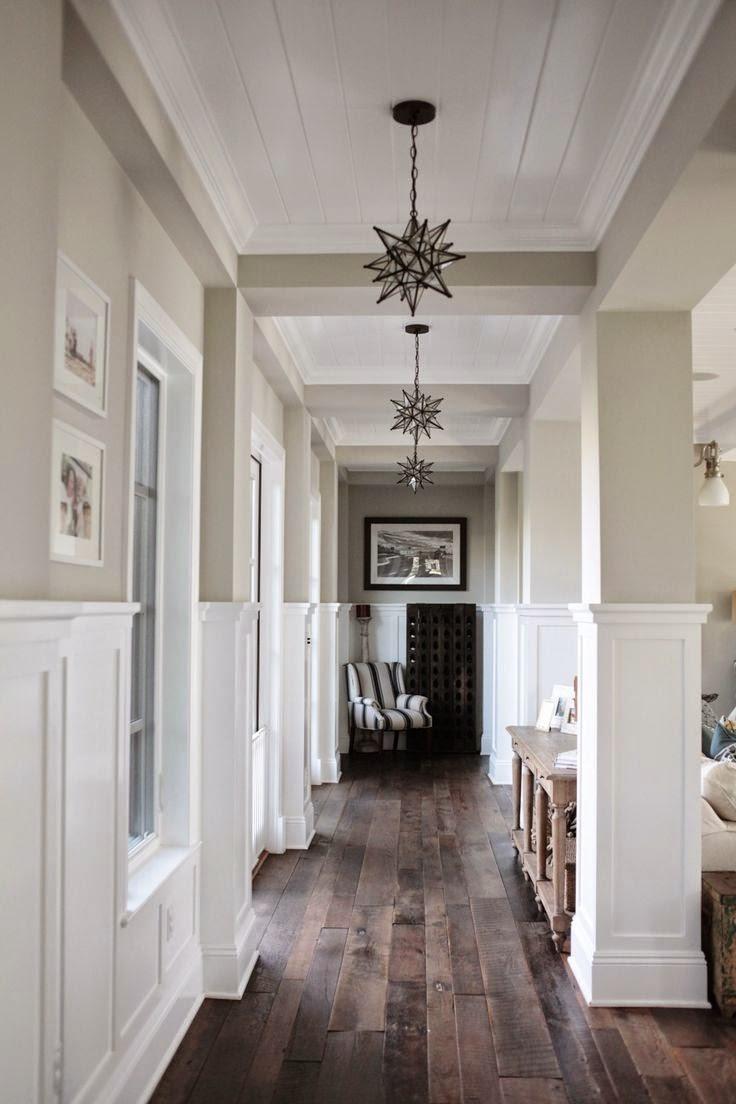 Corridor Design: South Shore Decorating Blog