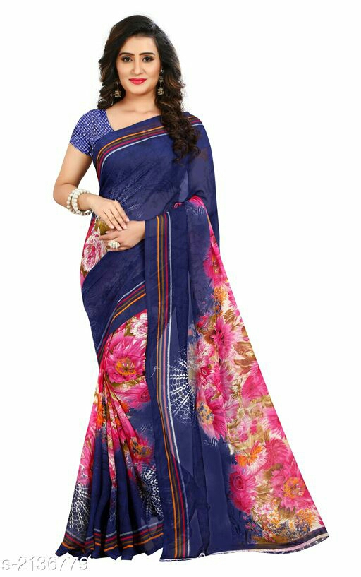 Attractive Women's Saree