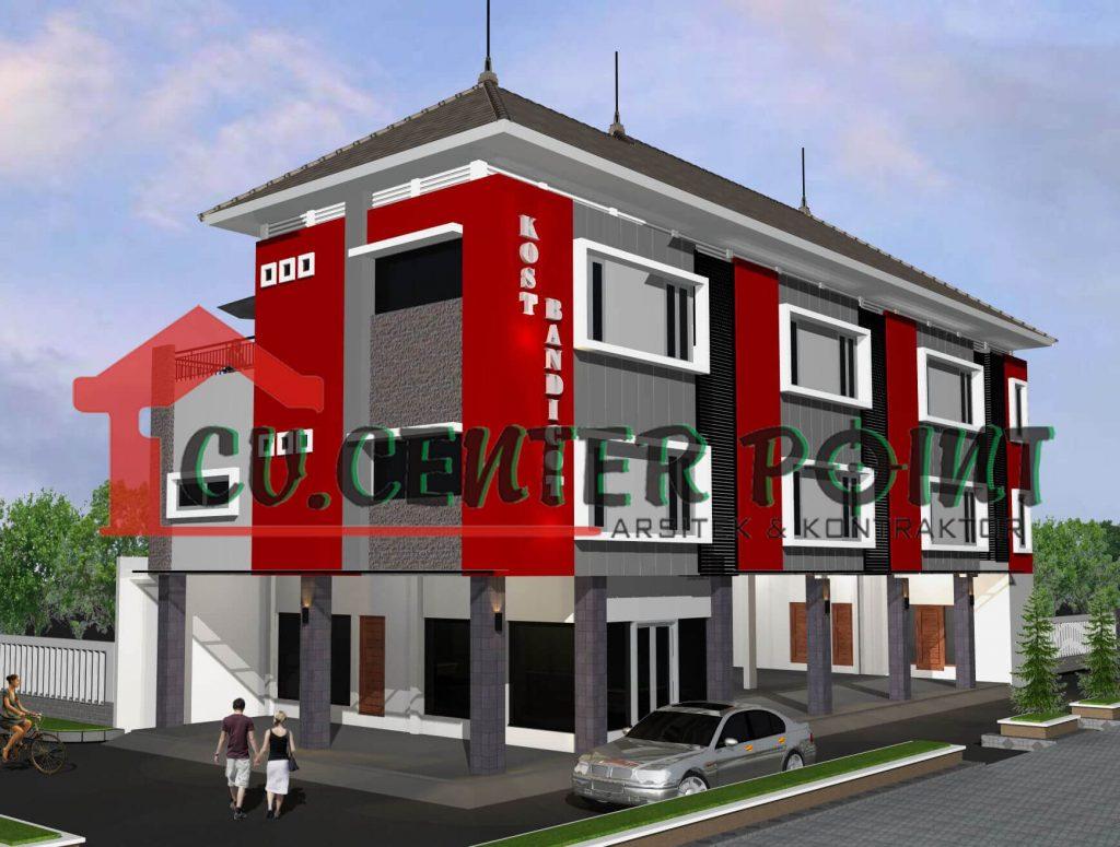 Jasa Gambar Rumah Kost Ekslusif Minimalis Bali & Jasa Gambar Rumah Kost Ekslusif Minimalis Bali - Jasa Arsitek Murah ...