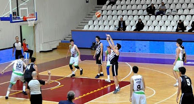Basketbol Gençler Ligi - serbest atış