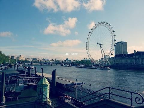 LOVELY LONDON - Siri Eksplorasi Dunia 2013 (UK dan EROPAH)