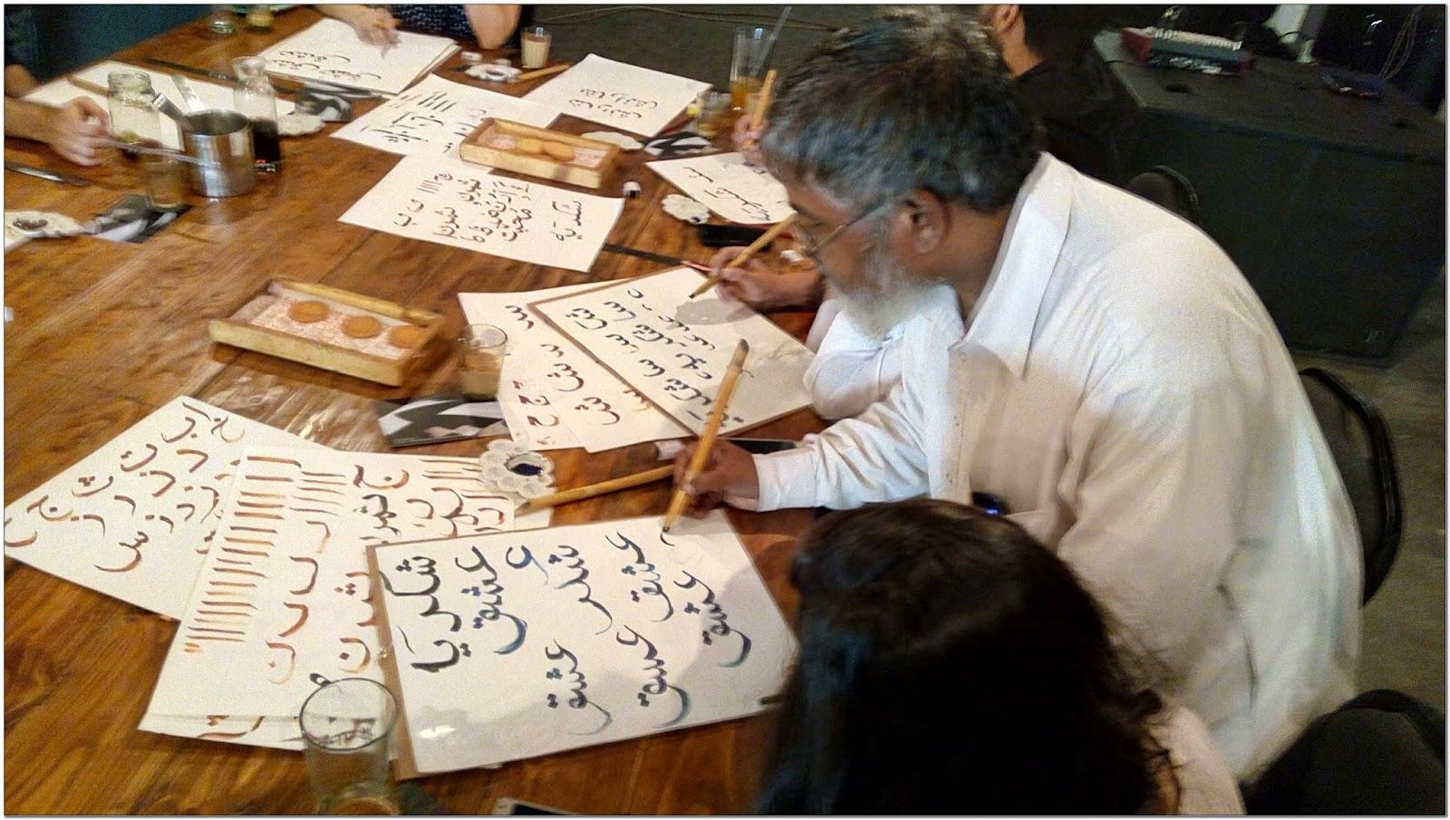 Arabic Calligraphy ClassesIn Chennai