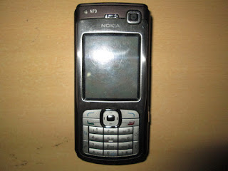 Hape Jadul Nokia N70 Seken Mulus Kolektor Item