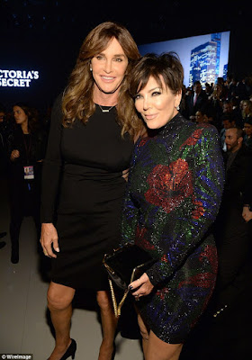 Kris Jenner and Caitlyn photo
