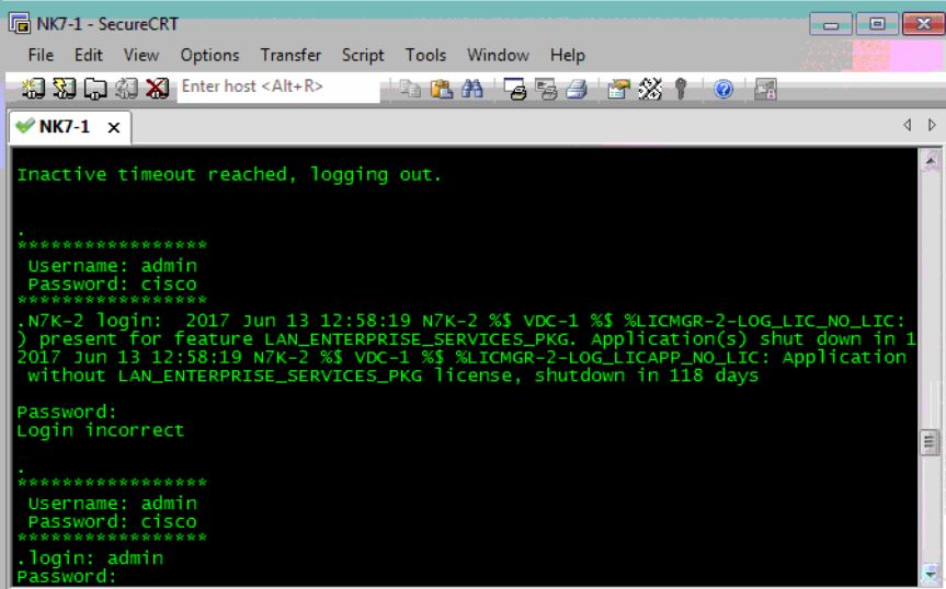 My Network Lab: Running Cisco Nexus 7K Titanium in VM Workstation