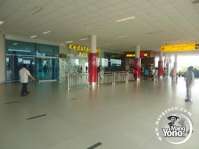 Kedatangan Bandara Depati Amir, Pangkal Pinang (PGK)