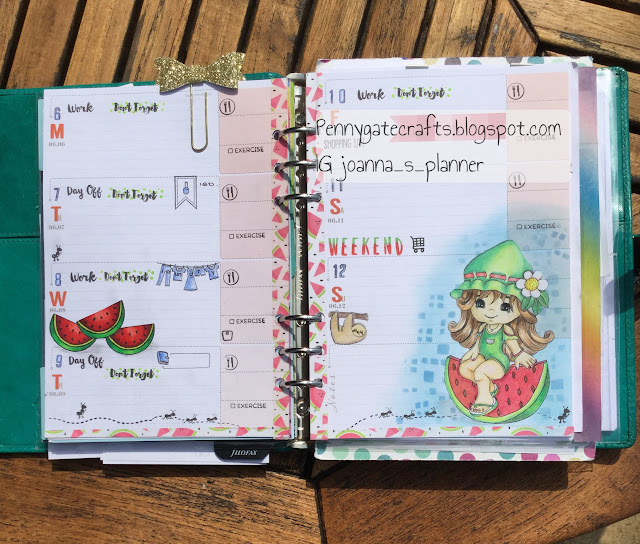 planner-pages-stamping-watermelon
