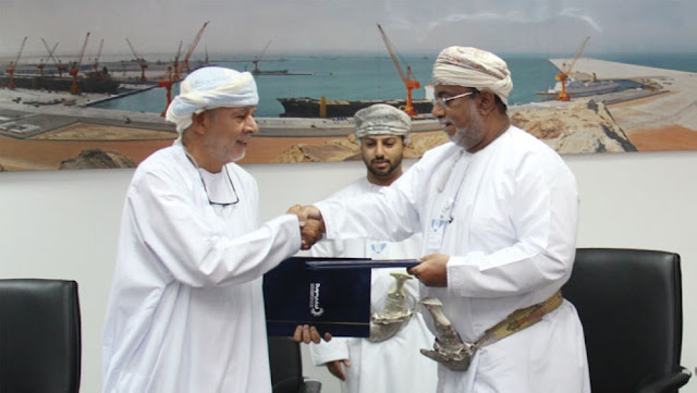 Six agreements signed for Duqm infrastructure upgrade