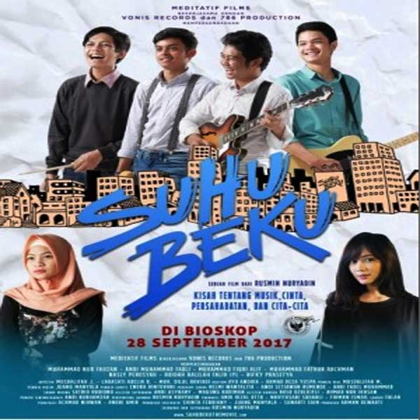 Suhu Beku: The Movie, Suhu Beku: The Movie Synopsis, Suhu Beku: The Movie Trailer, Suhu Beku: The Movie Review, Poster Suhu Beku: The Movie