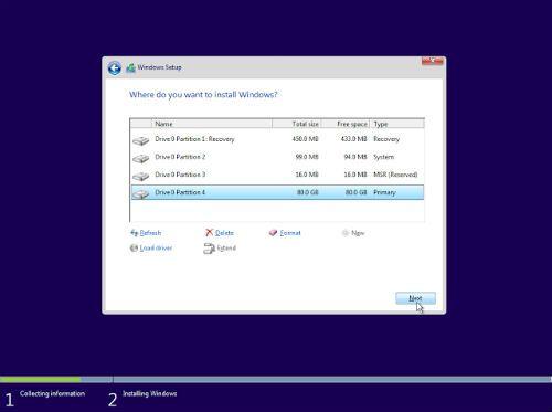 Tao-ban-win-10-64-ISO-TIB-GHO-TT-SOFT, Cách tạo Windows 10 64 Bit với tất cả ba định dạng ISO, TIB và GHO